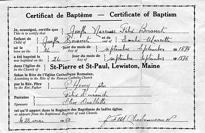 birth-certificate-felix-boisvert